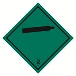 Etichetta classe 2.2