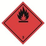 Etichette merci pericolose classe 3