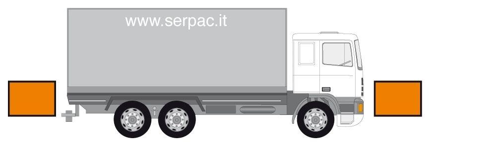 Trasporto merci pericolose in colli